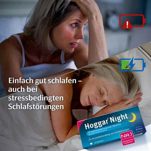 Hoggar Night Tabletten - 2