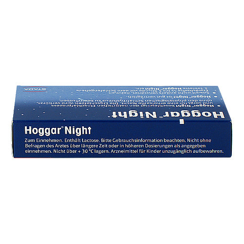 Hoggar Night Tabletten - 4