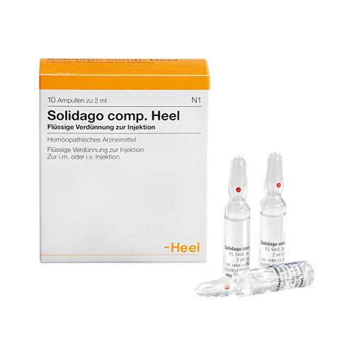 Solidago comp.Heel Ampullen - 1