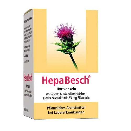 Hepabesch Hartkapseln - 1
