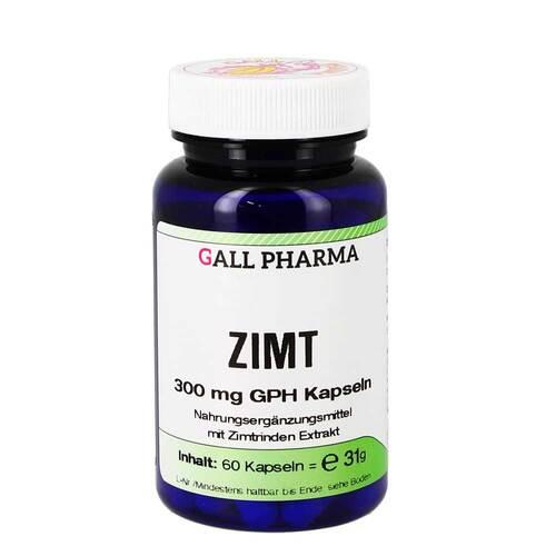 Zimt 300 mg GPH Kapseln - 1