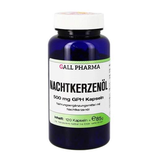 Nachtkerzenöl 500 mg GPH Kapseln - 1