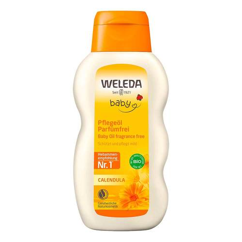 Weleda Calendula Pflegeöl parfümfrei - 1