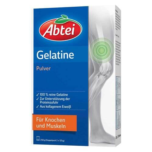 Abtei Gelatine Pulver - 1