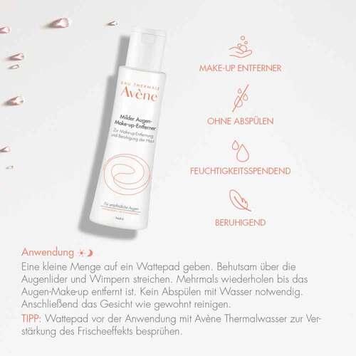 Avene Milder Augen-Make-up Entferner - 3