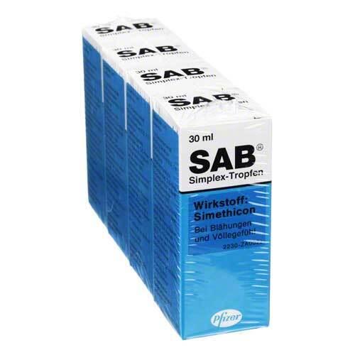 Sab simplex Suspension - EurimPharm - 1