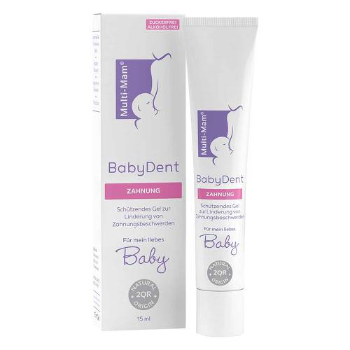 Multi Mam Babydent Gel - 1