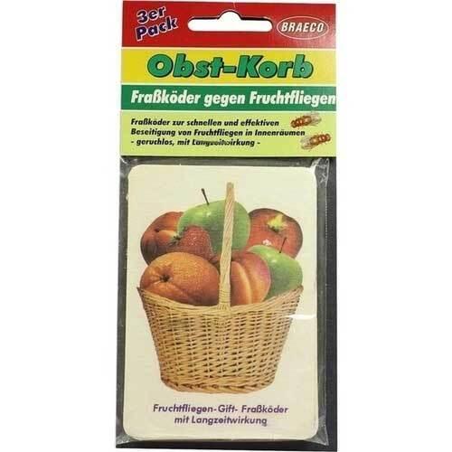 Fruchtfliegen Fraßköder - 1