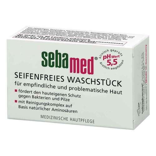 Sebamed seifenfreies Waschstück - 1