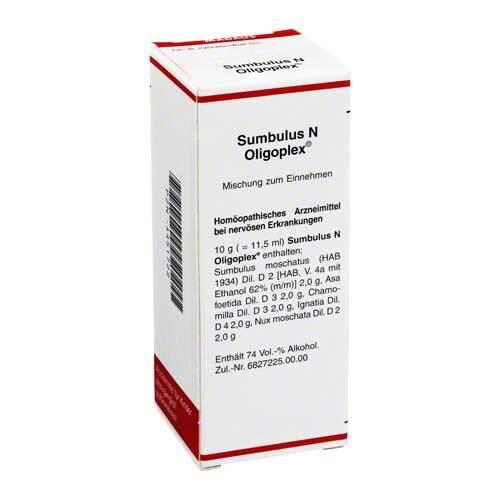Sumbulus N Oligoplex Liquidu - 1