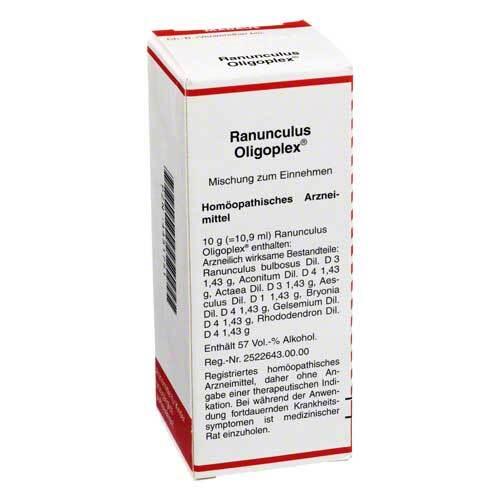 Ranunculus Oligoplex Liquidu - 1