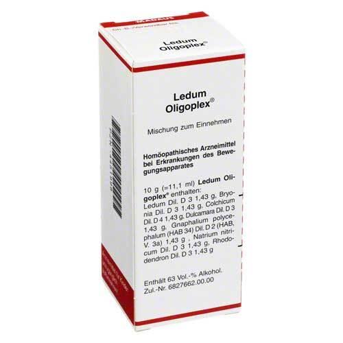 Ledum Oligoplex Liquidum - 1