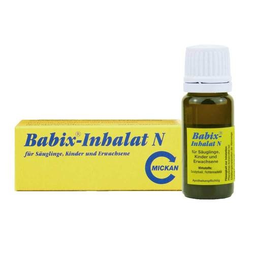 Babix Inhalat N - 1