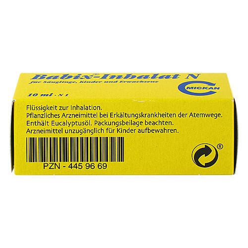 Babix Inhalat N - 2