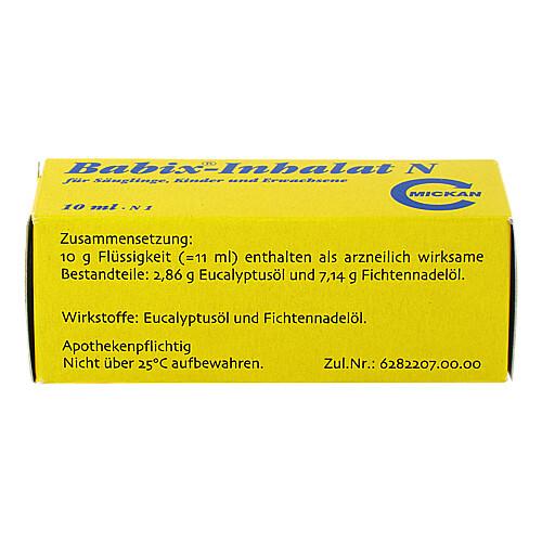Babix Inhalat N - 3