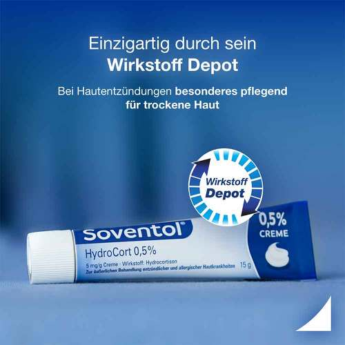Soventol Hydrocort 0,5% Creme - 2