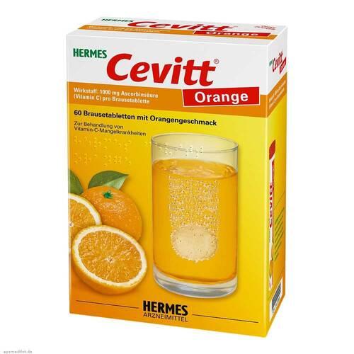Hermes Cevitt Orange Brausetabletten - 1