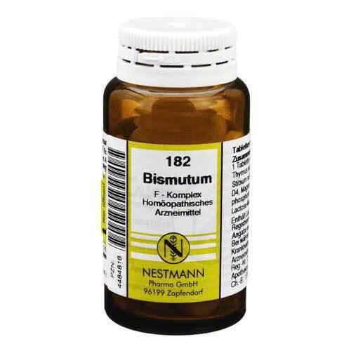 Bismutum F Komplex Tabletten - 1