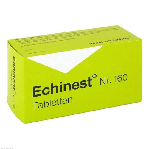 Echinest Nr. 160 Tabletten - 1
