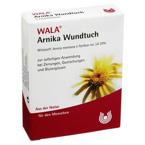 Arnika Wundtuch - 1