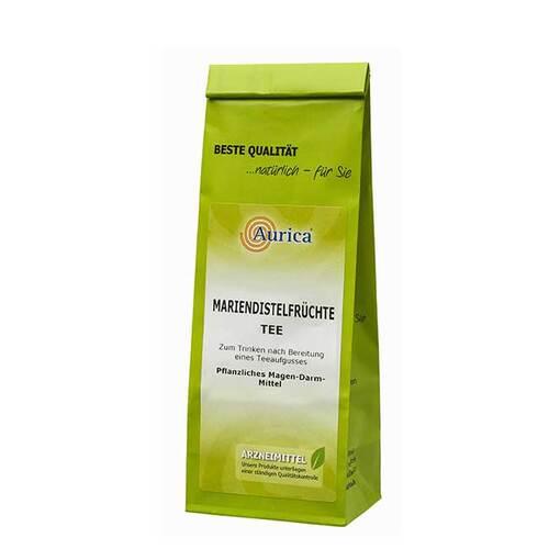 Mariendistelfrüchte Aurica Tee - 1