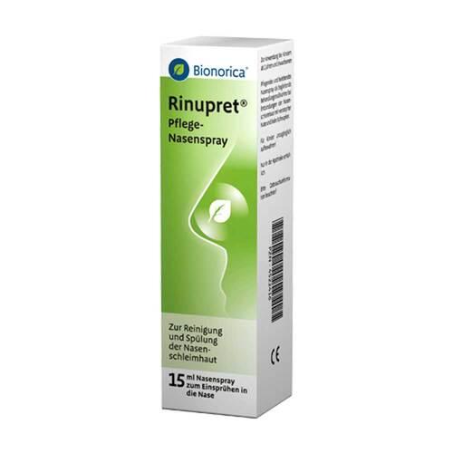 Rinupret Pflege Nasenspray - 1