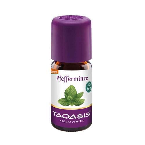 Pfefferminze Öl Bio Demeter - 1