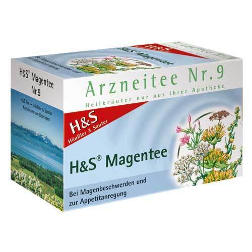 H&S Magentee Filterbeutel - 2