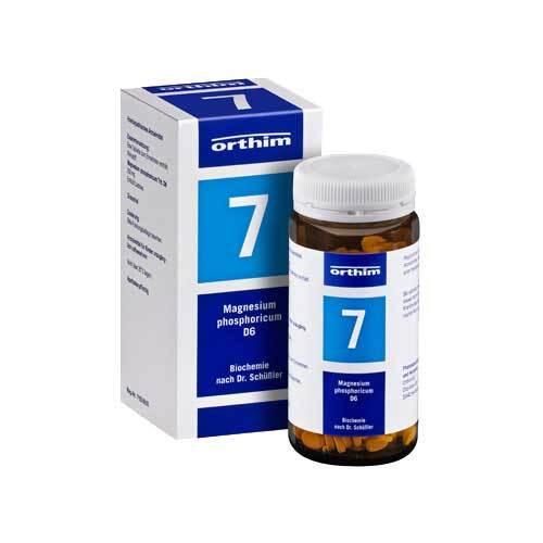 Biochemie Orthim 7 Magnesium phosphoric.D 6 Tabletten - 1