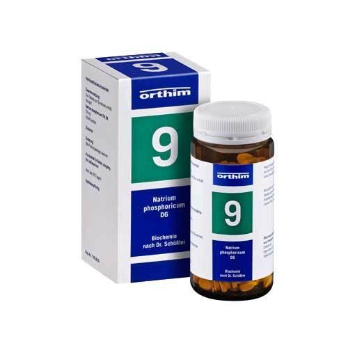 Biochemie Orthim 9 Natrium phosphoricum D 6 Tabletten - 1