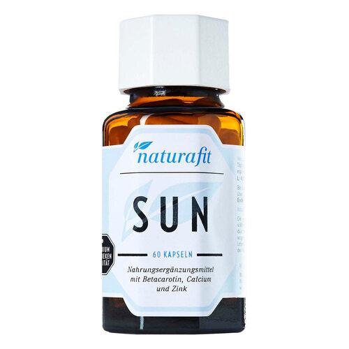 Naturafit Sun Kapseln - 1