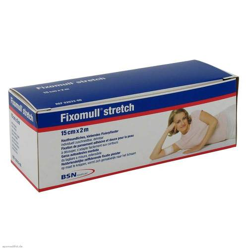 Fixomull stretch 2mx15cm - 1