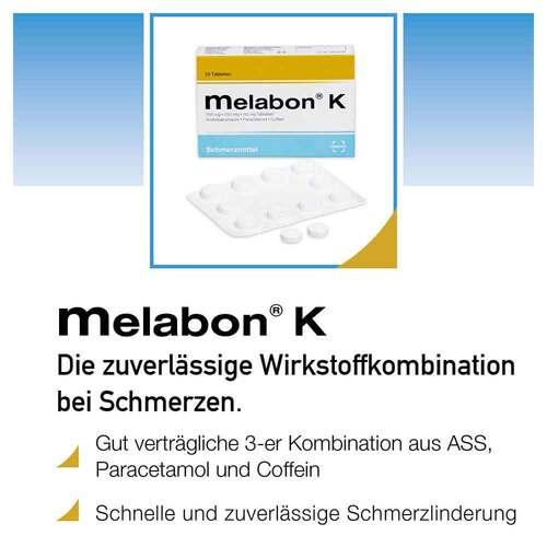 Melabon K Tabletten - 3