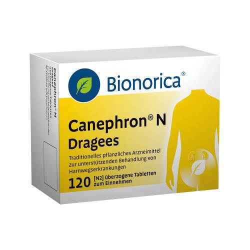 Canephron N Dragees - 1