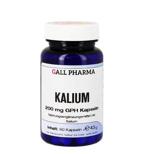 Kalium 200 mg GPH Kapseln - 1