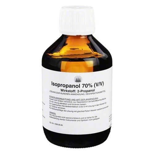 Isopropanol 70% Desinfektionsmittel - 1
