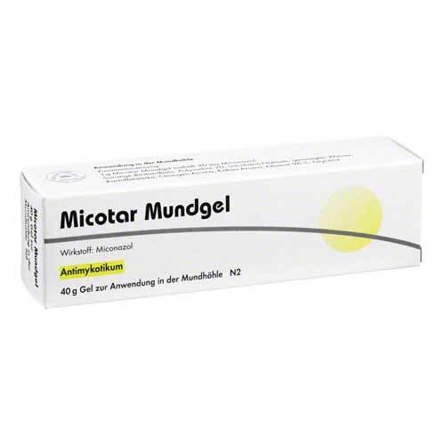 Micotar Mundgel - 1