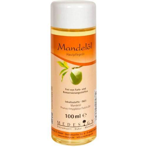 Mandelöl - 1