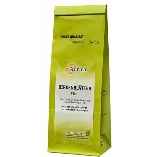 Birkenblätter Tee DAB Aurica - 1