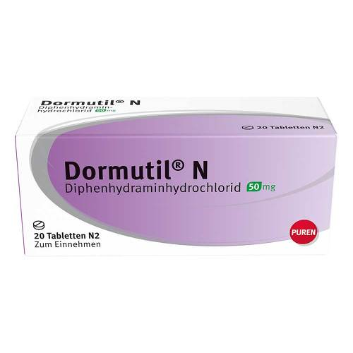 Dormutil N Tabletten - 1