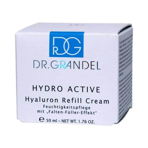 Grandel Hydro Active Hyaluron Refill Cream - 2
