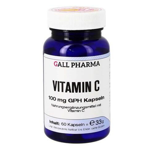 Vitamin C 100 mg GPH Kapseln - 1