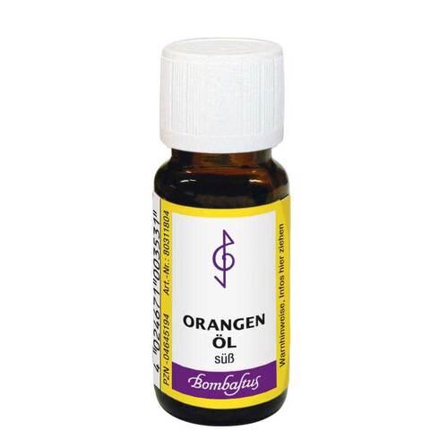 Orangen Öl süß - 1
