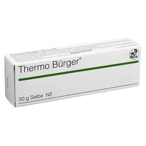 Thermo Bürger Salbe - 1
