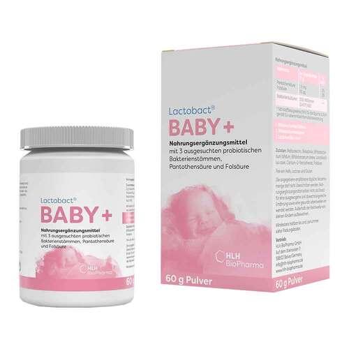 Lactobact Baby Pulver - 1