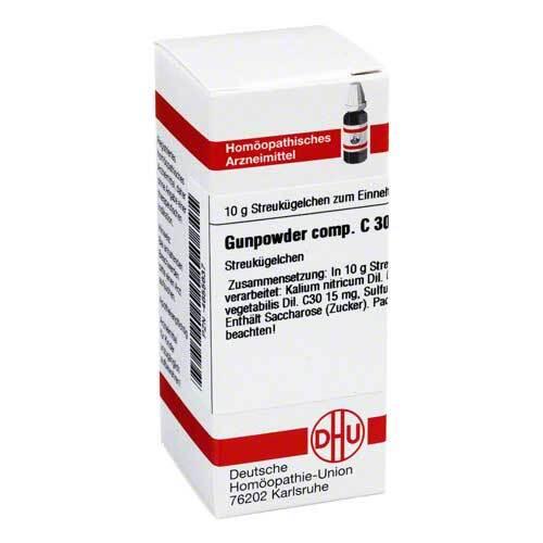 Gunpowder comp. C 30 Globuli - 1