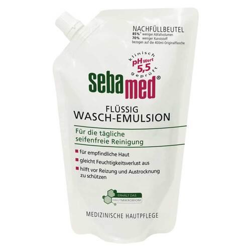 Sebamed flüssig Waschemulsion Nachf.Pckg. - 1