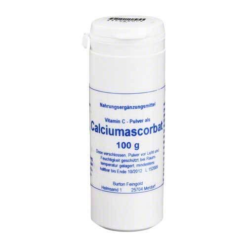 Calciumascorbat Feingold Pulver - 1