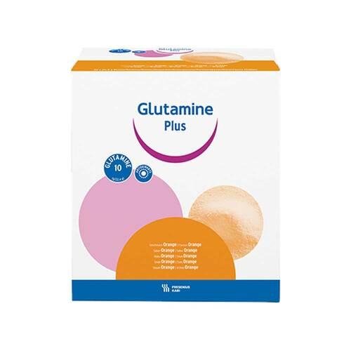 Glutamine Plus Orange Pulver - 1
