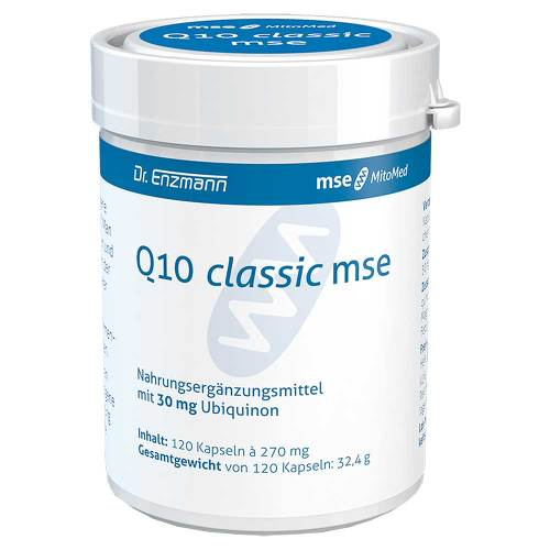 Q10 Mse Kapseln 30 mg - 1